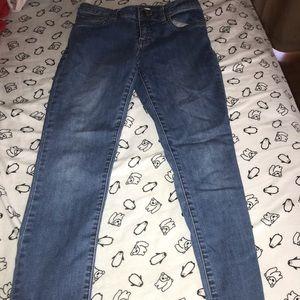 Vans skinny fit jeans